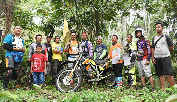 Bulan Depan Ratusan Pecinta Trail Adventure se-Indonesia akan Datang ke Kampar Adventure Day 3